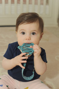 Teether Tether & Teether - Stars & Saturn Teether Tether & Teether Malarkey Kids