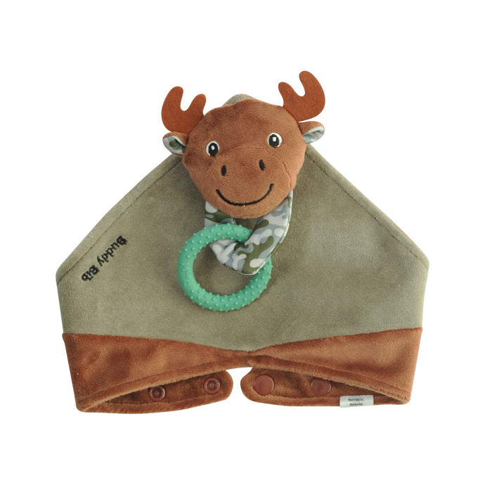 Buddy Bib Majestic Moose