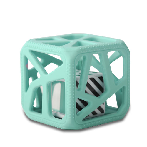 Chew Cube - Mint Green