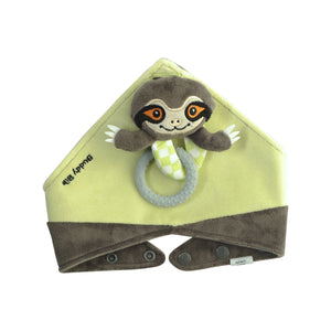Buddy Bib Sleepy Sloth Buddy Bib Malarkey Kids