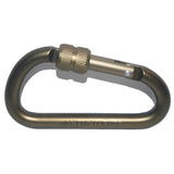 Rothco Coyote Brown 80MM Locking Carabiner