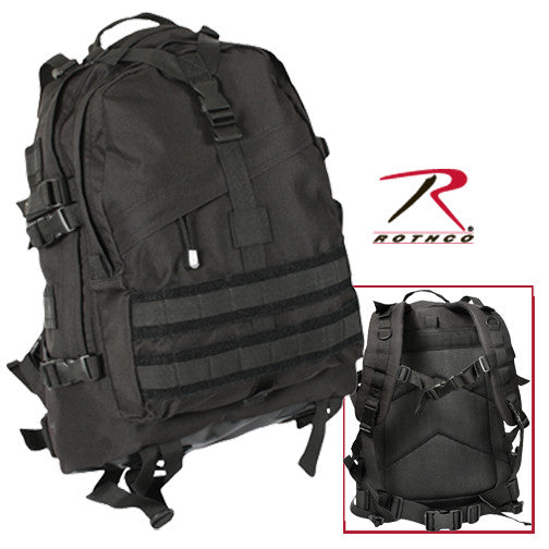 Rothco - Large Transport Pack – Black