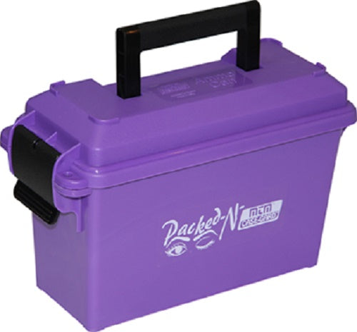 MTM - 30 Caliber Tall Ammo Can – Purple