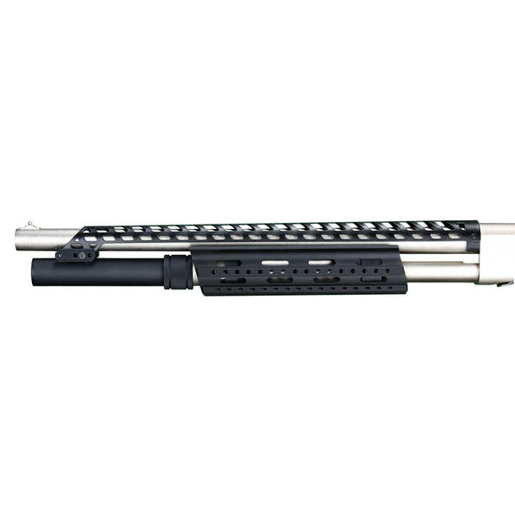 Advanced Technology Inc - Mossberg 500 Halo Heatshield - Black