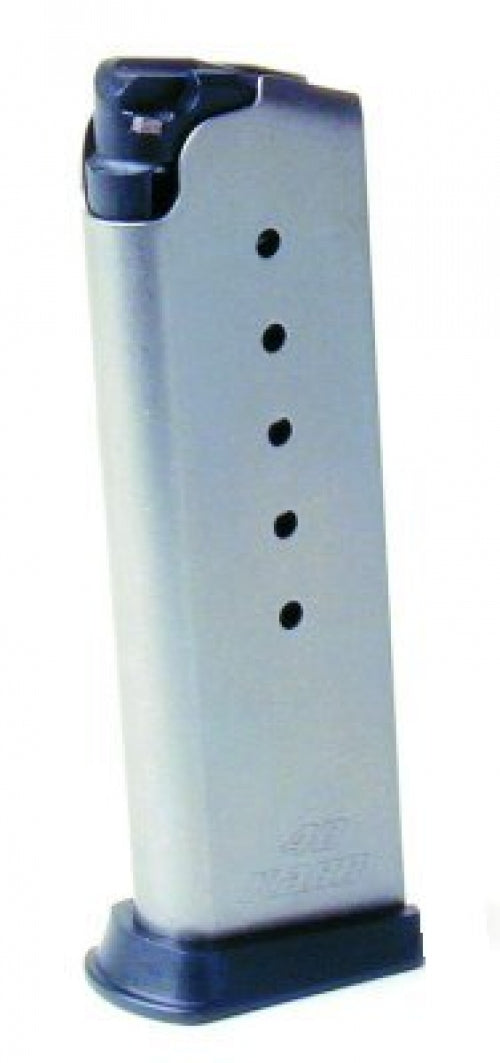 Kahr - .40 S&W - Fits All .40 S&W Models - 6 Round – Stainless