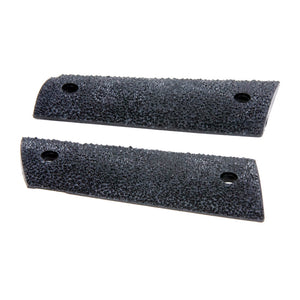 Tough Grip Panels for 1911 - Black Polymer