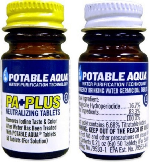 Potable Aqua® P.A. Plus
