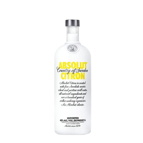 Absolut Citron 750ml