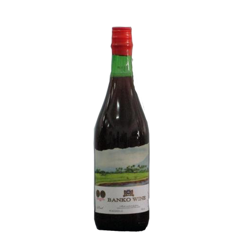 Banko Sweet Red Wine 750ml