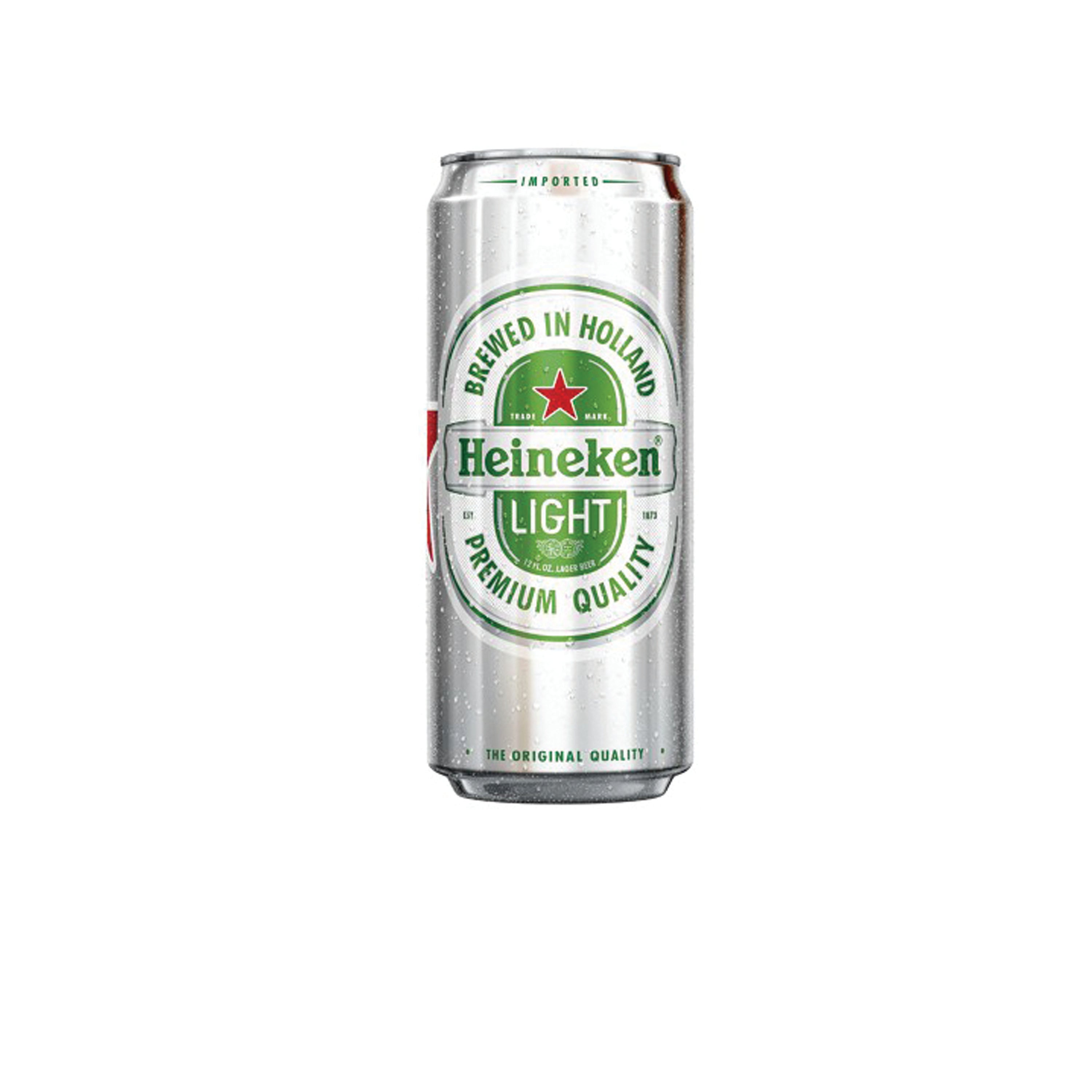 Heineken Light Can