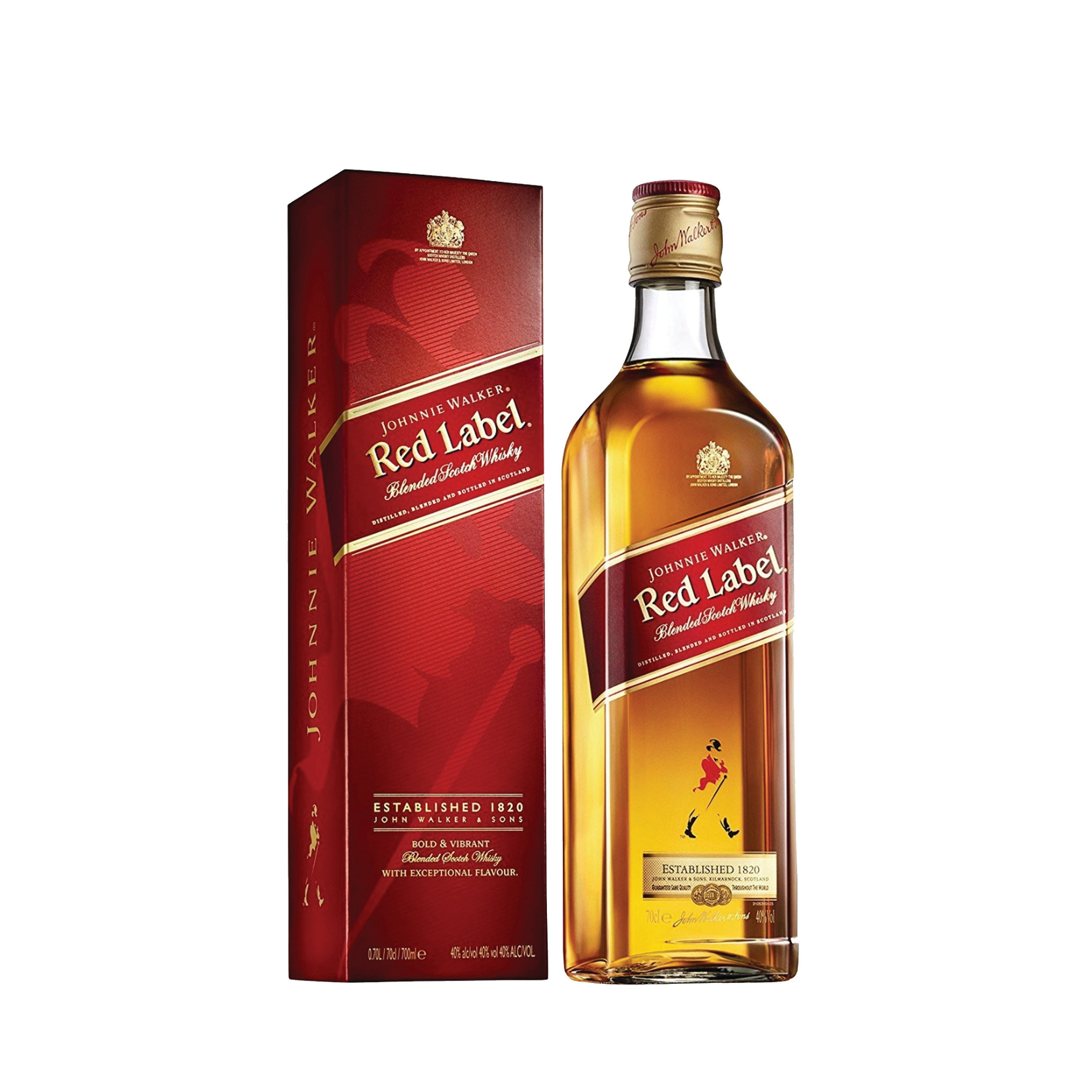 Johnnie Walker Red 750ml