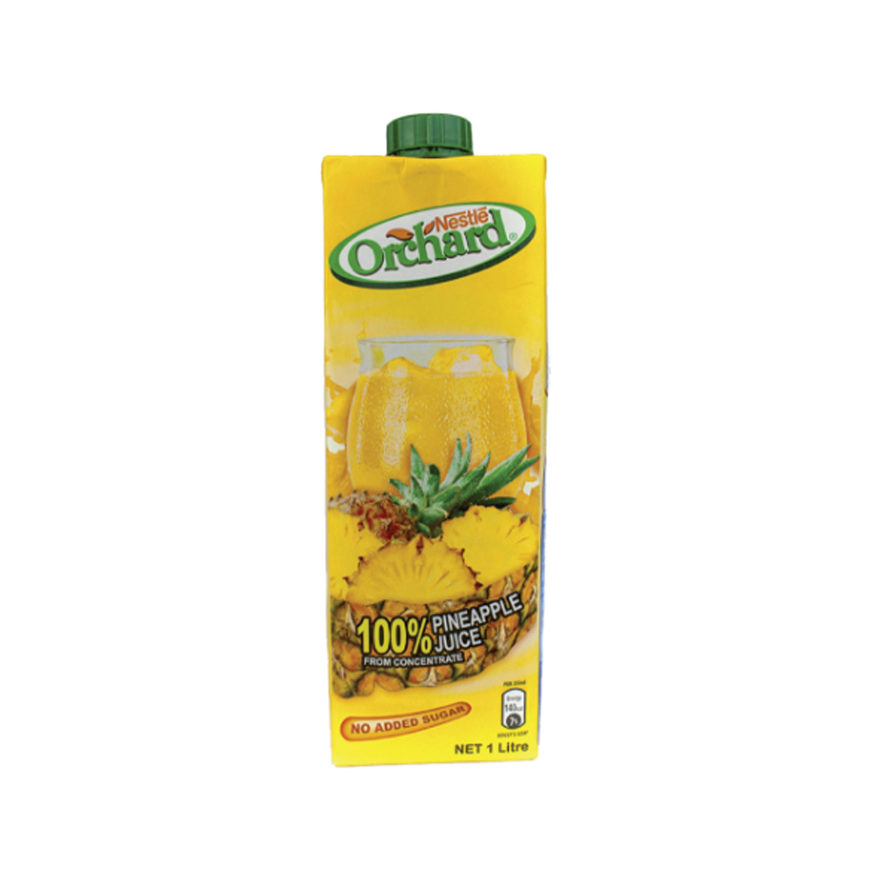 Orchard Pineapple Juice 1L