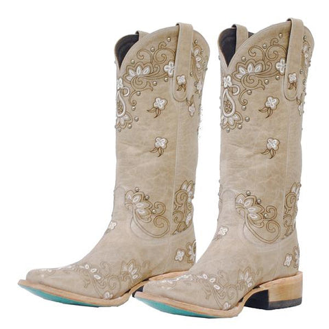 Western Wedding Boots for Women