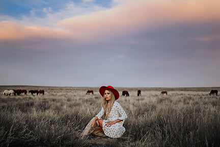 Whitney Benton for Lane Boots_Western Couture