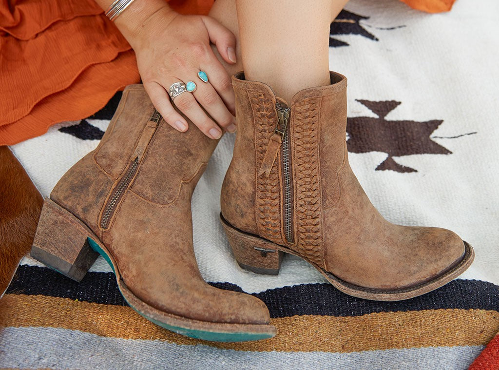 Lane Layten Ankle Booties for Women