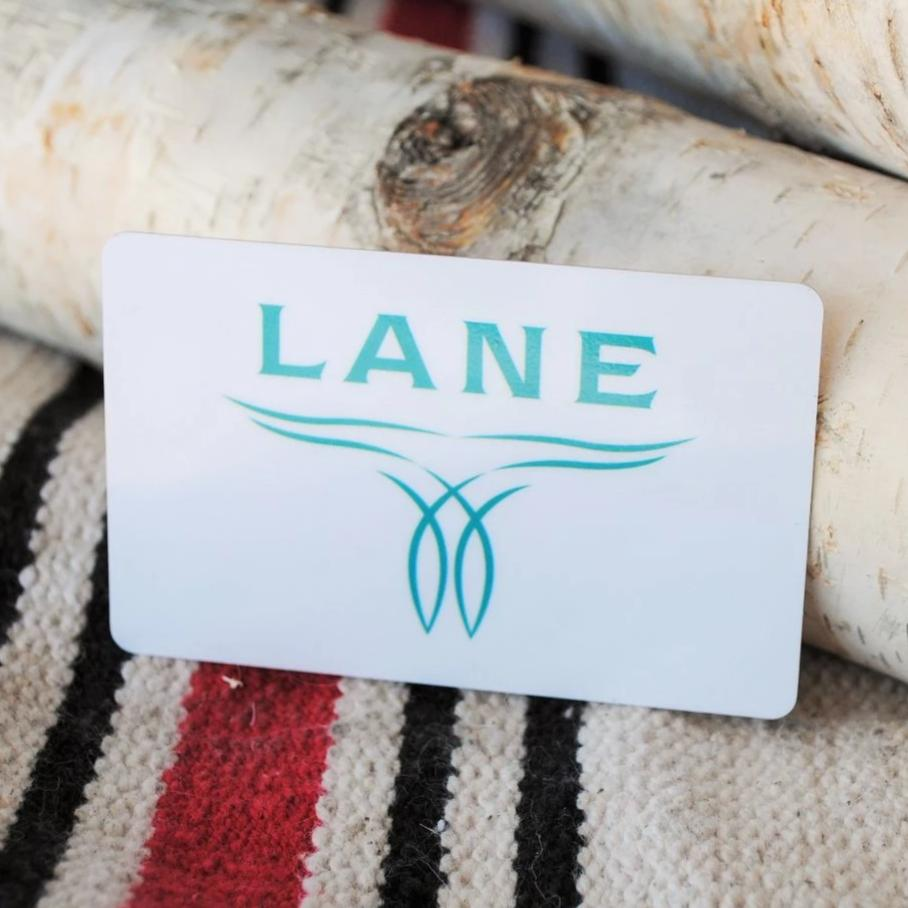 Lane Lane Gift Card Gift Card Western Contemporary Boots Handmade by Lane