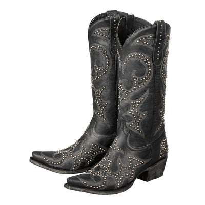 Lovesick Stud Boot Ladies Boot | Size Black 9 Lane | Lane Boots