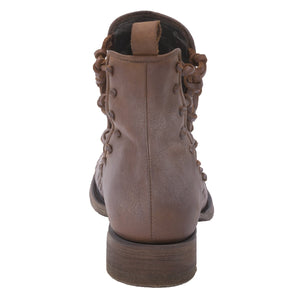 London Secrets Bootie Boot -  - Patina Vie - Lane Boots