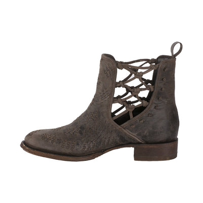 London Secrets Bootie Ladies Bootie | Size   Patina Vie | Lane Boots