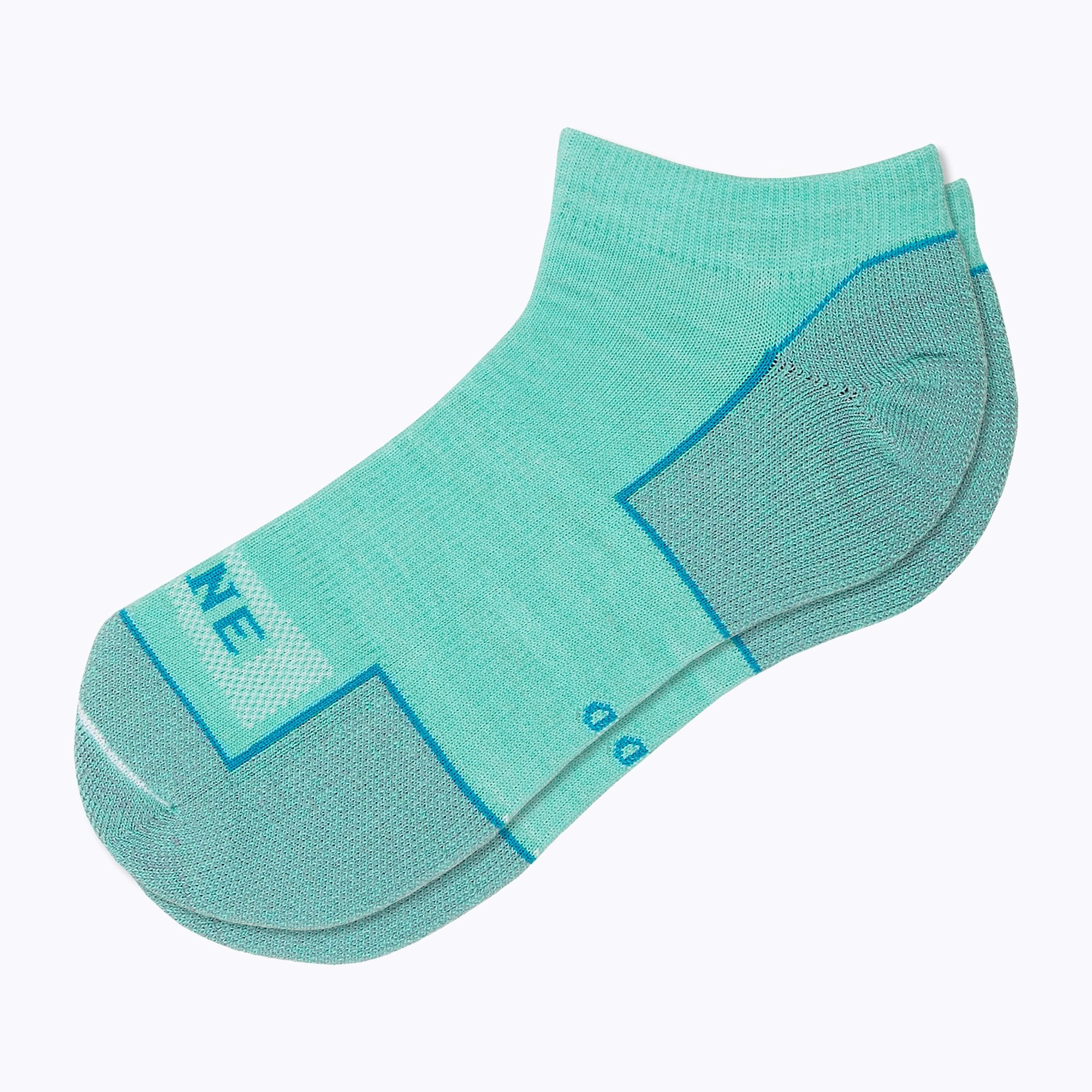 Everyday Women's Ankle Socks - Turq by Canyon x Lane Socks