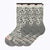 Leopard 3 Pack Women's Crew Socks - Snow by Canyon Socks