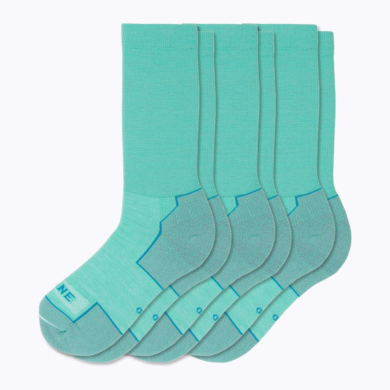 Everyday 3 Pack Women's Mid-Calf Socks - Turq by Canyon x Lane Socks
