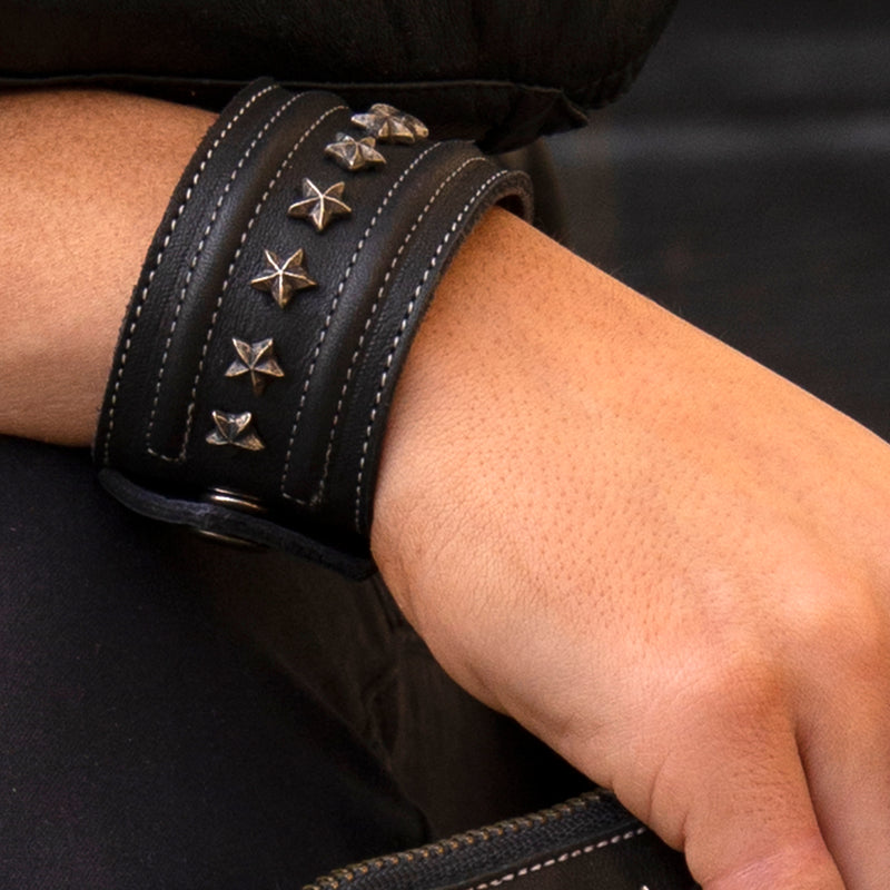 Lane Freedom Stars Cuff Accessories by Lane Handmade Boots