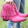 Spitfire Ladies Bootie | Size Bright Pink 5 Junk Gypsy | Lane Boots