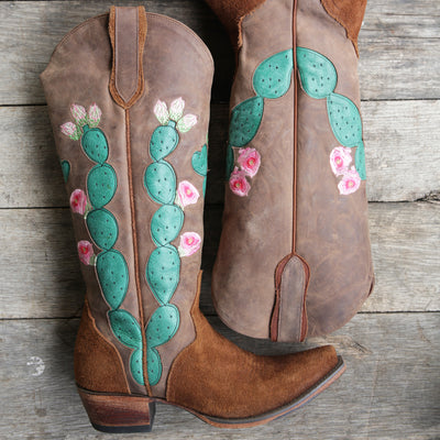 Hard To Handle Ladies Boot | Size Soft Caramel Toffee 5 Junk Gypsy | Lane Boots