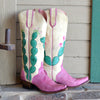 Hard To Handle Ladies Boot | Size Soft Rose Bone 5 Junk Gypsy | Lane Boots
