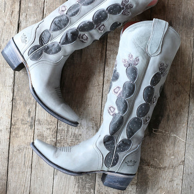 Junk Gypsy Hard To Handle Ladies Boot by Lane Handmade Boots