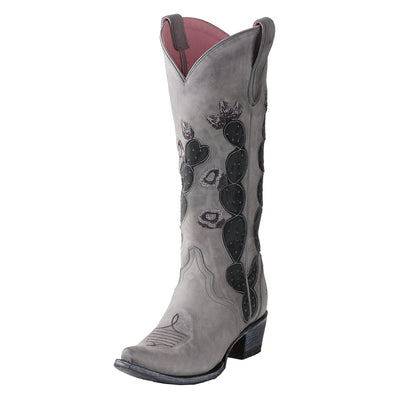 Junk Gypsy Hard To Handle Ladies Boot Western Contemporary Boots Handmade by Lane