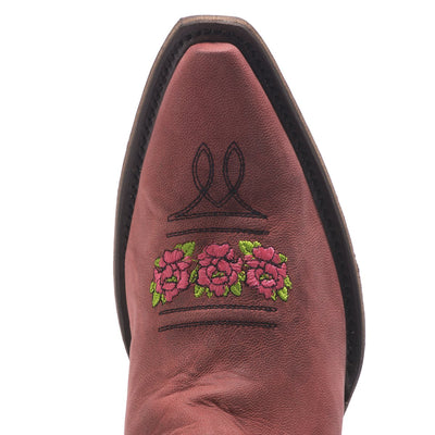 Junk Gypsy Bramble Rose Ladies Boot Western Contemporary Boots Handmade by Lane