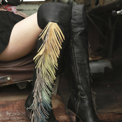 Junk Gypsy The Spirit Animal Ladies Boot by Lane Handmade Boots