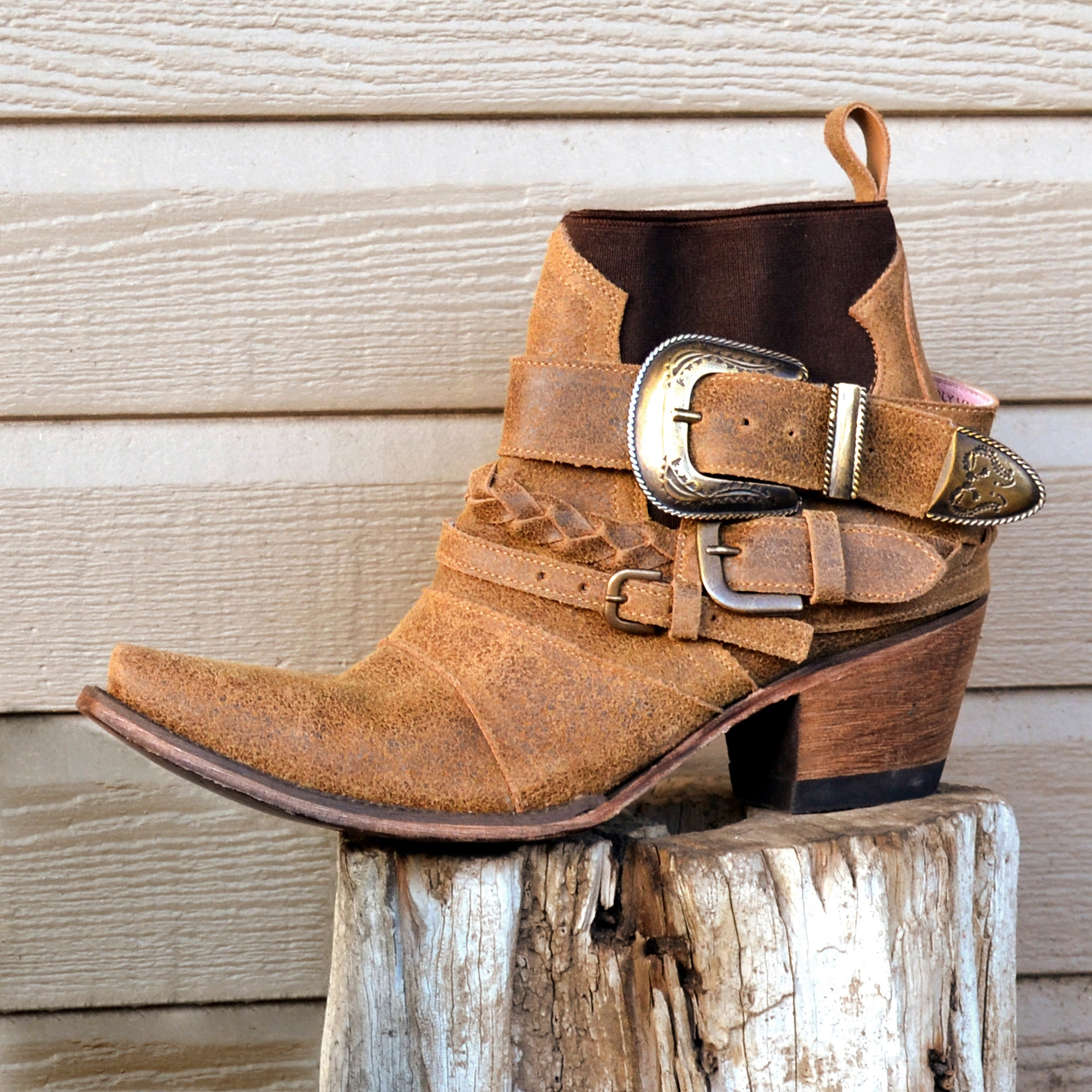 Hwy 237 Ankle Boot