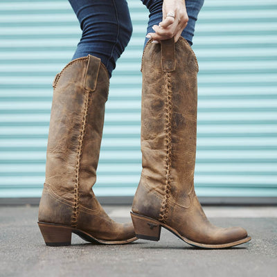 Plain Jane Boot