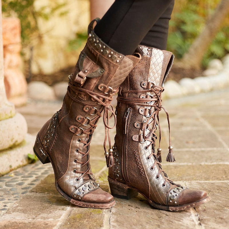 Lane Direct Loaded Outrider Ladies Boot by Lane Handmade Boots
