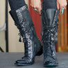 Loaded Outrider Ladies Boot | Size Rough Cinder/Shattered Pewter 5 Lane Direct | Lane Boots