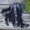 Wind Walker Ladies Boot | Size Gunpowder Black Glossed Ebony 5 Lane Direct | Lane Boots