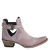 Lane Cahoots Ladies Bootie Western Contemporary Boots Handmade by Lane