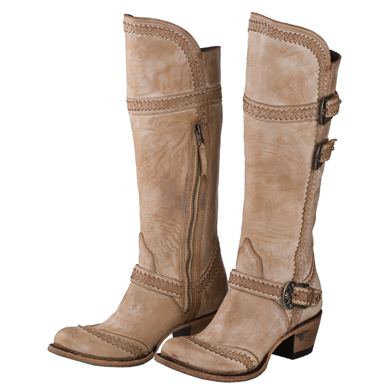 Lane Sakes Alive Ladies Boot Western Contemporary Boots Handmade by Lane