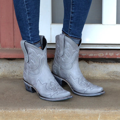 Lane Saratoga Ankle Bootie Ladies Bootie by Lane Handmade Boots