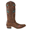 Lane Wild Vines Ladies Boot Western Contemporary Boots Handmade by Lane
