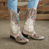 Chloe Square Ladies Boot | Size Dusty Tan 5 Lane | Lane Boots
