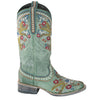 Lane Chloe Square Ladies Boot Western Contemporary Boots Handmade by Lane