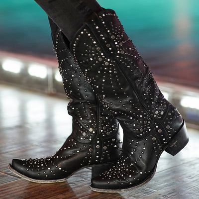 Lane Sparks Fly Ladies Boot by Lane Handmade Boots