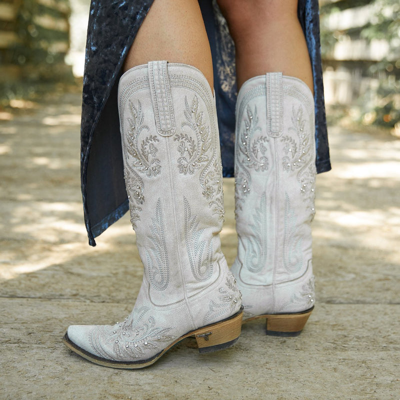 Lane Santorini  Western Wedding Boot