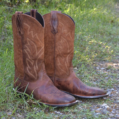 Lane Give It a Shot Mens Boots Western Contemporary Boots Handmade by Lane