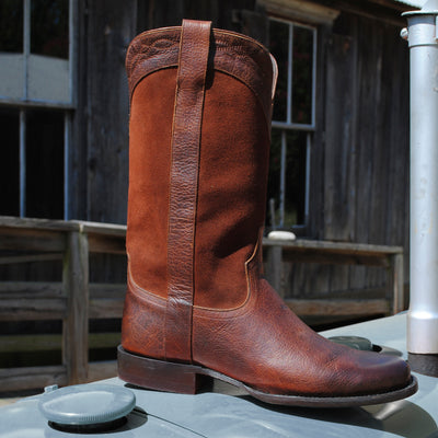 Lane Rio Riata Mens Boots Western Contemporary Boots Handmade by Lane