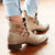 Patina Vie London Secrets Bootie Ladies Bootie by Lane Handmade Boots